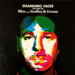 10cc/Godley & Creme - Changing Faces: The Best Of 10cc And Godley & Creme (LP) (G/VG)
